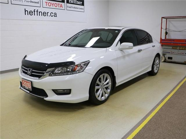 2015 Honda Accord Touring (Stk: 195063) in Kitchener - Image 1 of 30
