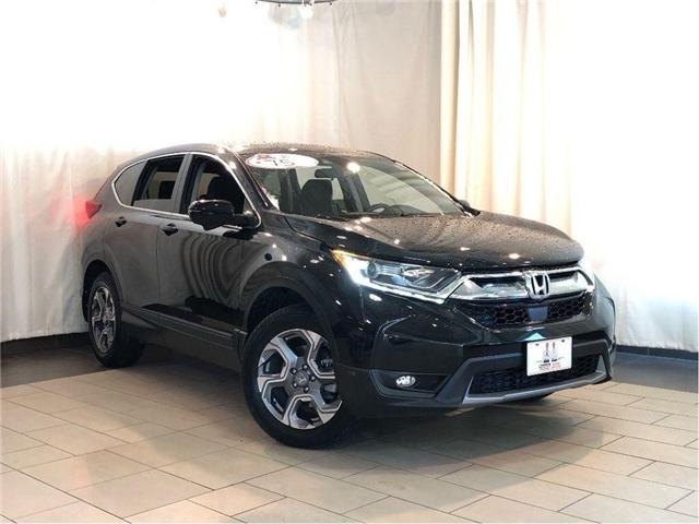 2018 Honda CR-V EX (Stk: 38356) in Toronto - Image 1 of 30