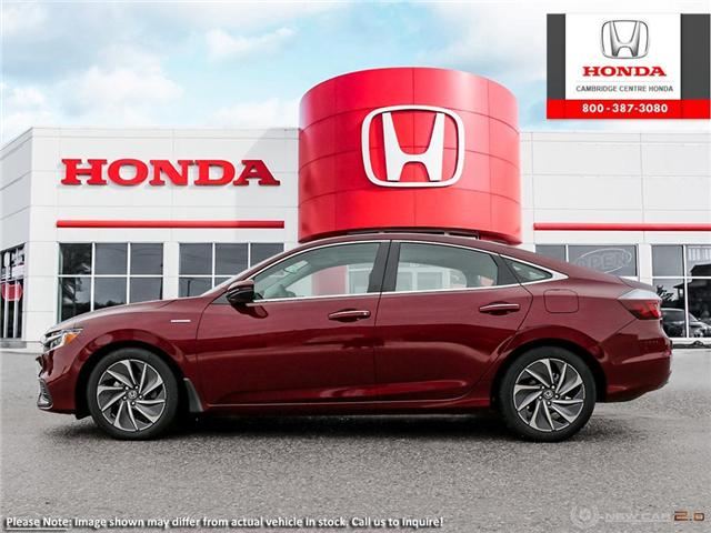 2019 Honda Insight Touring (Stk: 19473) in Cambridge - Image 3 of 24