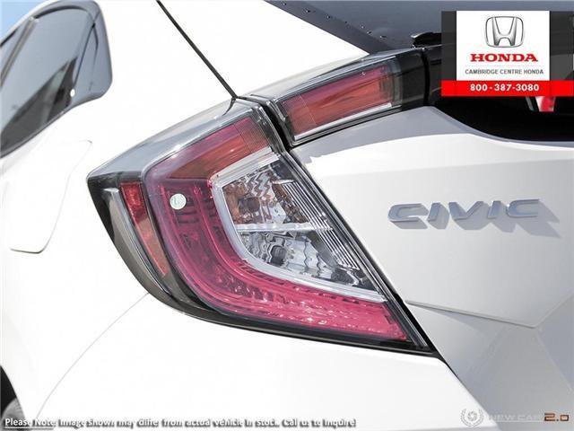 2019 Honda Civic Sport (Stk: 19475) in Cambridge - Image 11 of 24