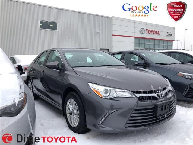 2016 Toyota Camry  (Stk: D190818A) in Mississauga - Image 1 of 11