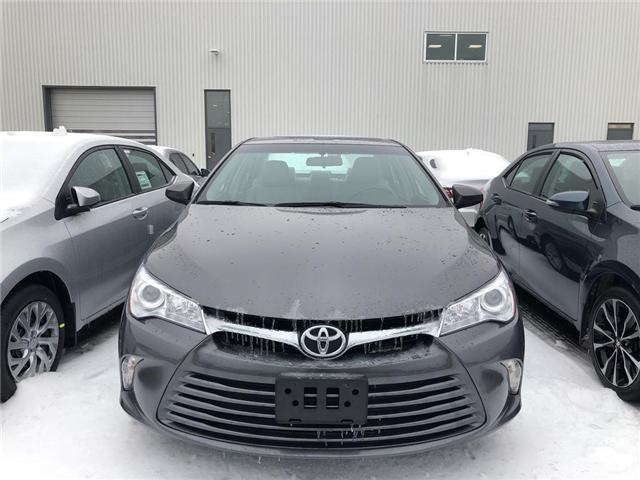 2016 Toyota Camry  (Stk: D190818A) in Mississauga - Image 2 of 11