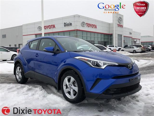 2018 Toyota C-HR XLE (Stk: D190861A) in Mississauga - Image 1 of 19