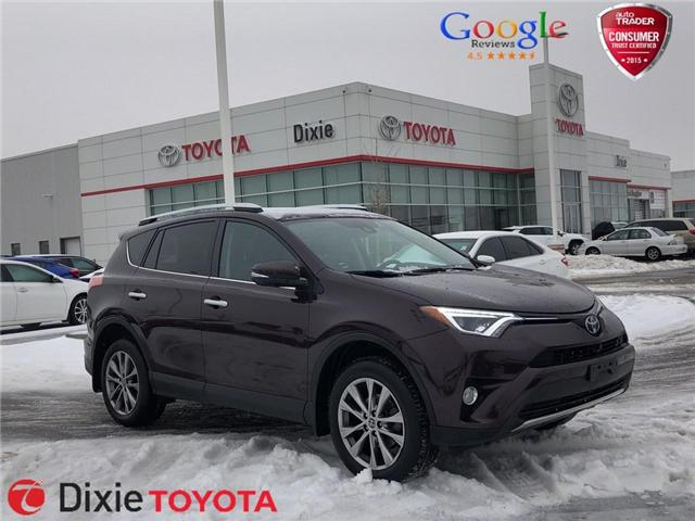 2016 Toyota RAV4  (Stk: D190815A) in Mississauga - Image 1 of 23