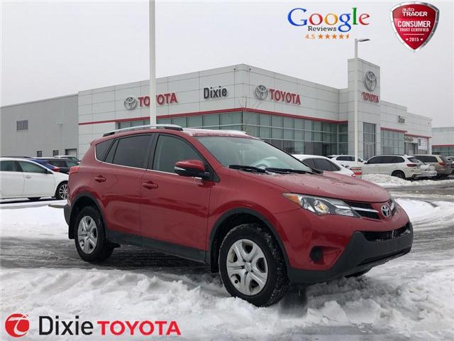 2015 Toyota RAV4  (Stk: D190136A) in Mississauga - Image 1 of 19