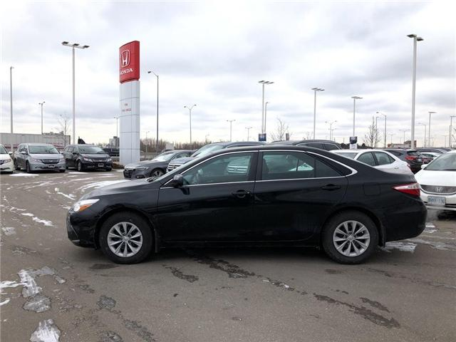 2015 Toyota Camry LE (Stk: I190202B) in Mississauga - Image 4 of 8