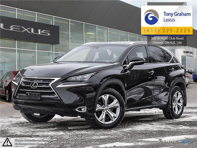 2015 Lexus NX 200t Base (Stk: Y3314) in Ottawa - Image 1 of 27