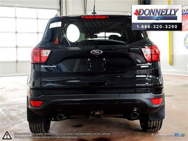 2019 Ford Escape Titanium (Stk: DS288) in Ottawa - Image 5 of 27