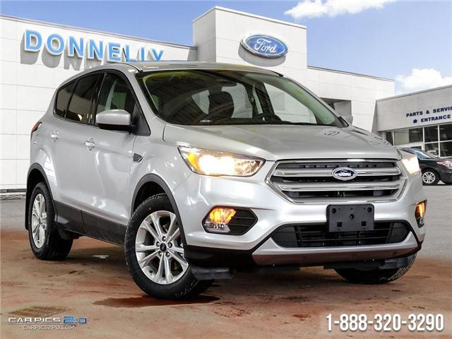 2019 Ford Escape SE (Stk: DS307) in Ottawa - Image 1 of 27