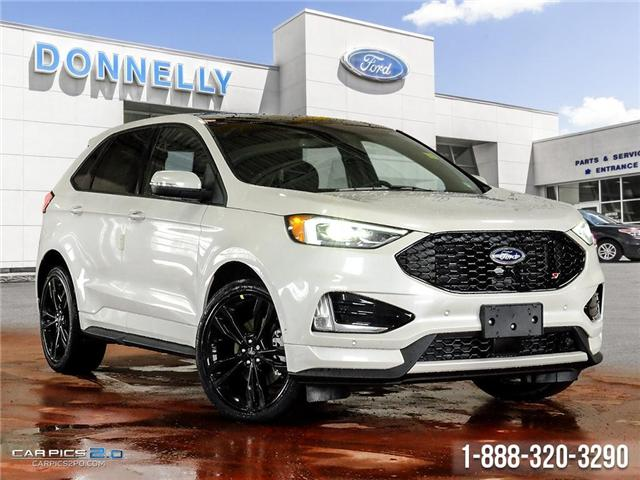 2019 Ford Edge ST (Stk: DS414) in Ottawa - Image 1 of 27