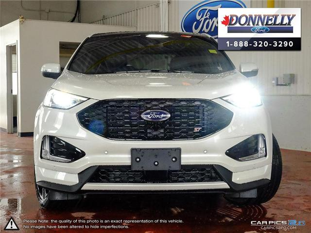 2019 Ford Edge ST (Stk: DS414) in Ottawa - Image 2 of 27