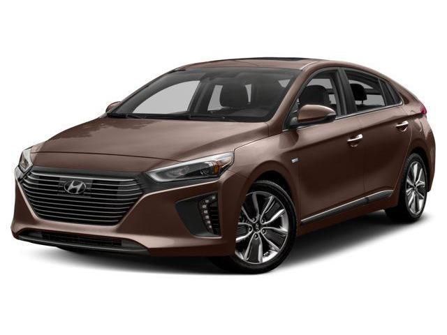 2019 Hyundai Ioniq Hybrid Limited (Stk: R95570) in Ottawa - Image 1 of 9