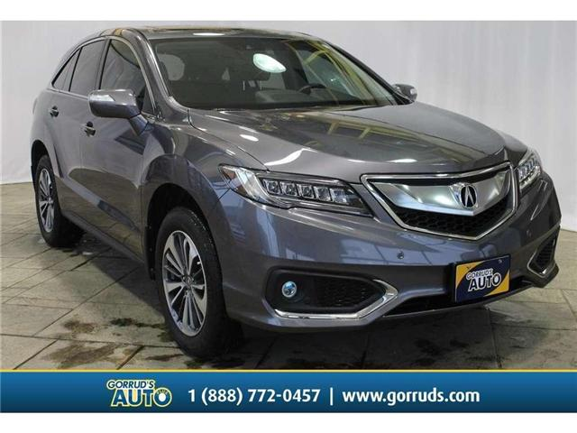 2017 Acura RDX Elite (Stk: 800099) in Milton - Image 1 of 46