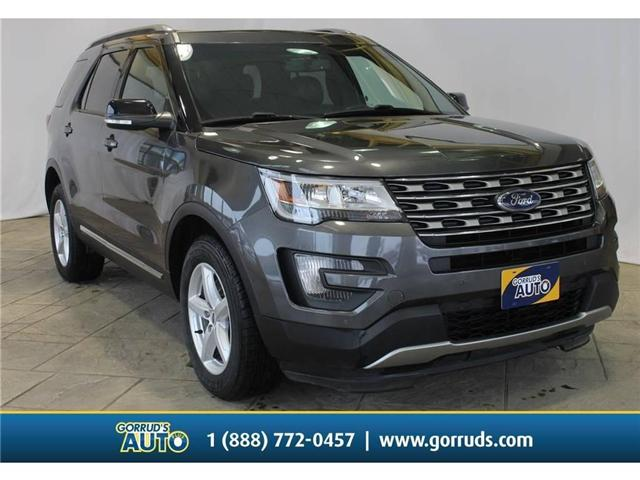 2016 Ford Explorer XLT (Stk: A39550) in Milton - Image 1 of 50