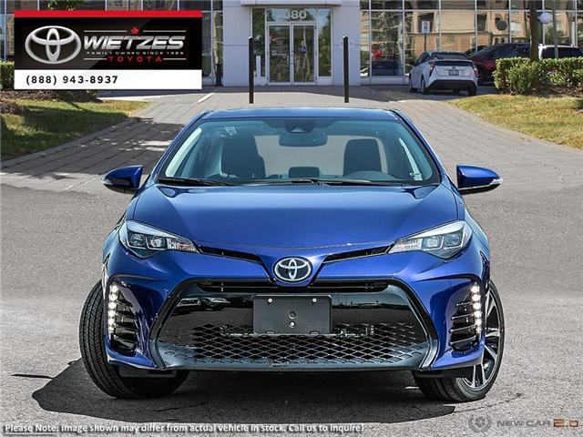 2019 Toyota Corolla XSE Package (Stk: 68109) in Vaughan - Image 2 of 24