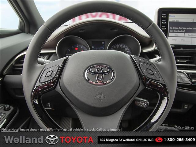 2019 Toyota C-HR XLE Package (Stk: CHR6368) in Welland - Image 14 of 24
