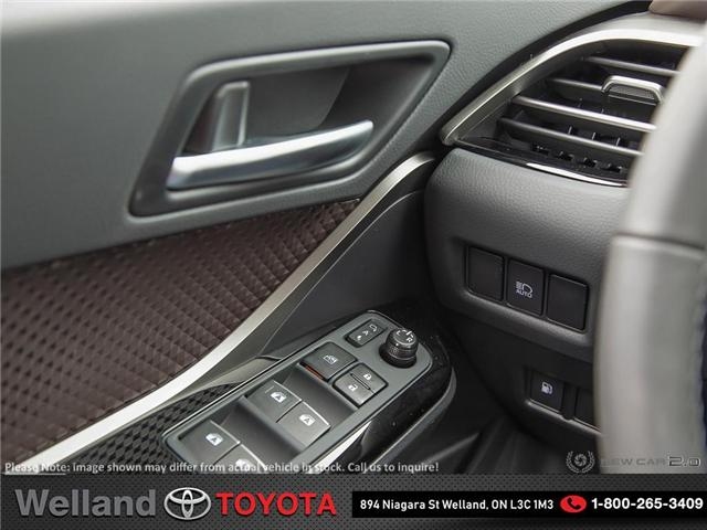 2019 Toyota C-HR XLE Package (Stk: CHR6368) in Welland - Image 17 of 24
