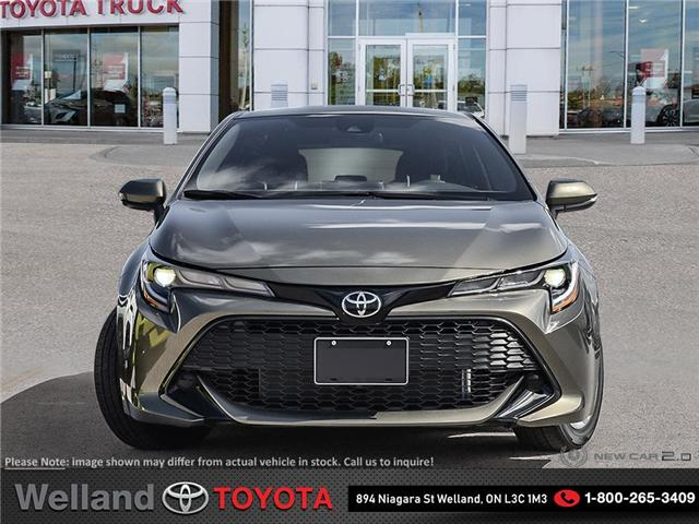 2019 Toyota Corolla Hatchback SE Upgrade Package (Stk: COH6317) in Welland - Image 2 of 24
