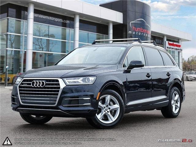 2017 Audi Q7  (Stk: 18HMS700) in Mississauga - Image 1 of 27