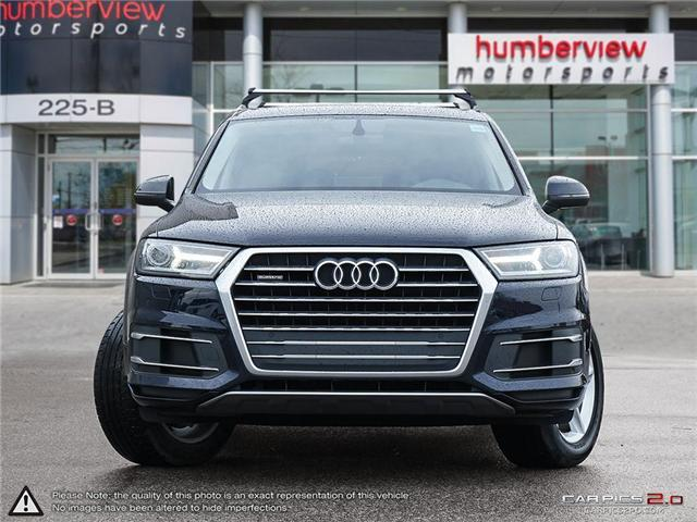 2017 Audi Q7  (Stk: 18HMS700) in Mississauga - Image 2 of 27
