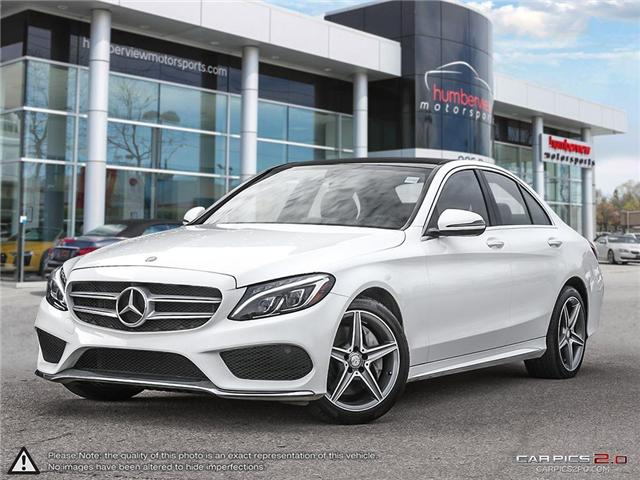 2016 Mercedes-Benz C-Class Base (Stk: 18MSC780) in Mississauga - Image 1 of 27