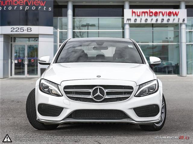 2016 Mercedes-Benz C-Class Base (Stk: 18MSC780) in Mississauga - Image 2 of 27