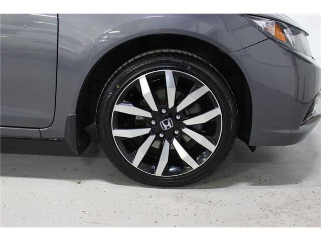 2015 Honda Civic Touring (Stk: 051759) in Vaughan - Image 2 of 30