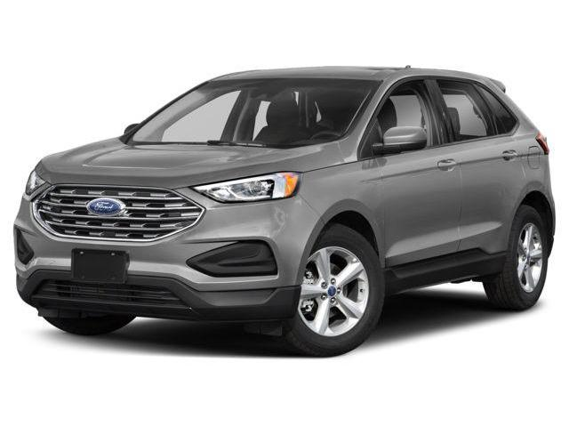 2019 Ford Edge Titanium (Stk: 9140) in Wilkie - Image 1 of 9