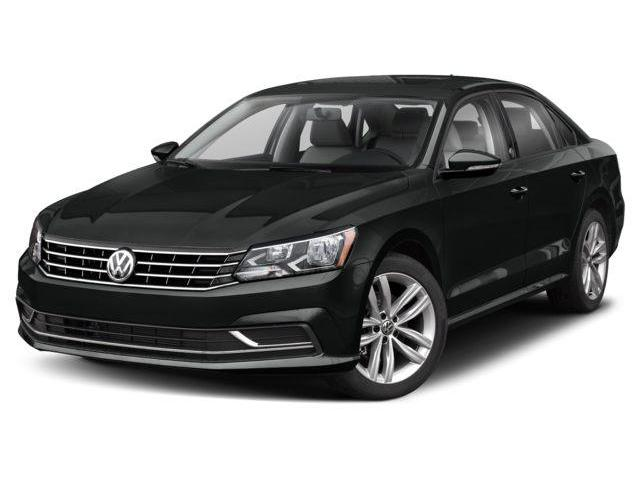 2019 Volkswagen Passat Wolfsburg Edition (Stk: VWTF1703) in Richmond - Image 1 of 9