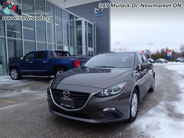 2016 Mazda Mazda3 GS (Stk: 14131) in Newmarket - Image 1 of 30