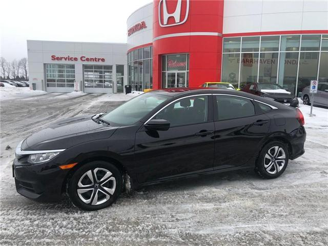 2016 Honda Civic LX (Stk: B0208) in Nepean - Image 2 of 21