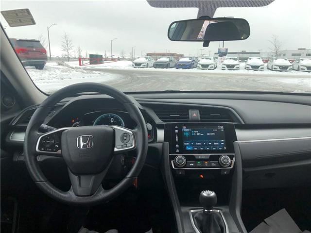 2016 Honda Civic LX (Stk: B0208) in Nepean - Image 9 of 21