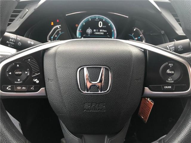 2016 Honda Civic LX (Stk: B0208) in Nepean - Image 10 of 21