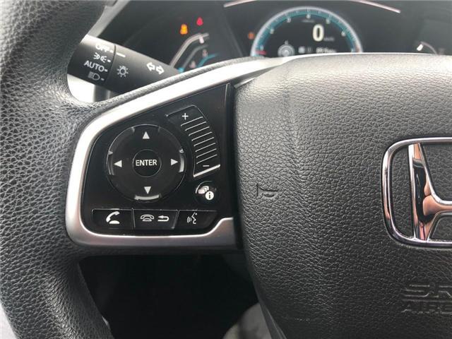 2016 Honda Civic LX (Stk: B0208) in Nepean - Image 11 of 21
