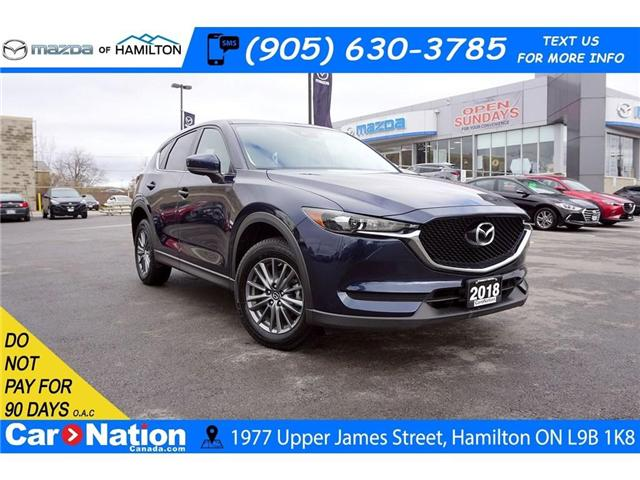 2018 Mazda CX-5 GS (Stk: HR724) in Hamilton - Image 1 of 30