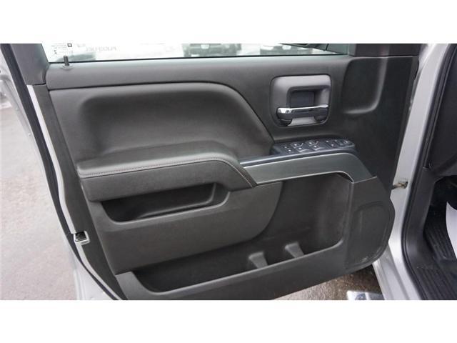 2018 Chevrolet Silverado 1500  (Stk: 300408) in Hamilton - Image 15 of 30