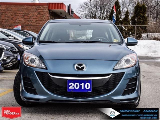 2010 Mazda Mazda3 GX (Stk: D5181163A) in Markham - Image 2 of 22