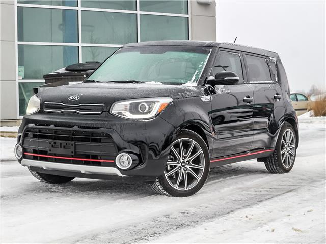 2017 Kia Soul SX Turbo Tech (Stk: 6474P) in Scarborough - Image 1 of 27
