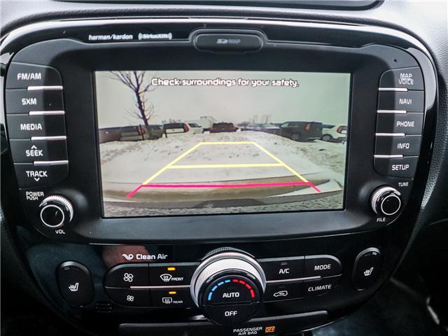 2017 Kia Soul SX Turbo Tech (Stk: 6474P) in Scarborough - Image 25 of 27