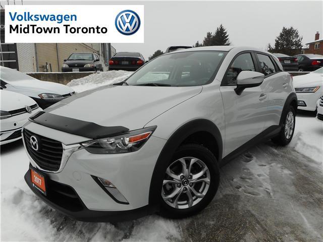 2017 Mazda CX-3 GS (Stk: P7167) in Toronto - Image 1 of 26