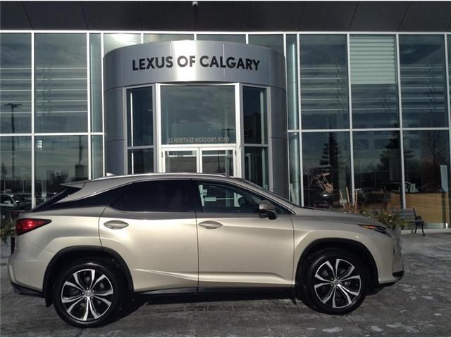2016 Lexus RX 350 Base (Stk: 190353A) in Calgary - Image 1 of 13
