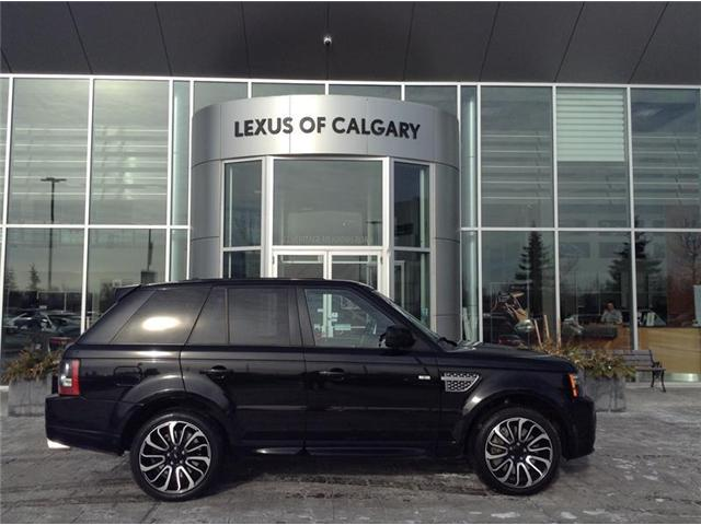 2012 Land Rover Range Rover Sport  (Stk: 3901A) in Calgary - Image 2 of 13