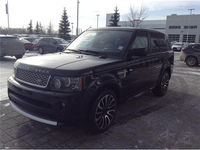 2012 Land Rover Range Rover Sport  (Stk: 3901A) in Calgary - Image 4 of 13
