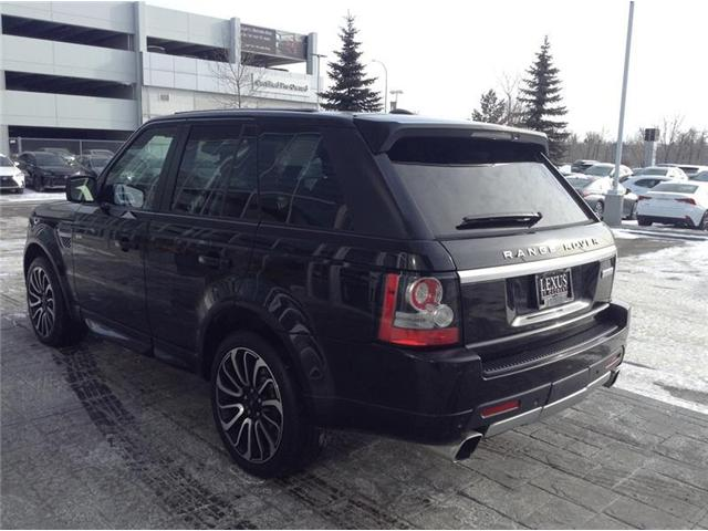 2012 Land Rover Range Rover Sport  (Stk: 3901A) in Calgary - Image 5 of 13