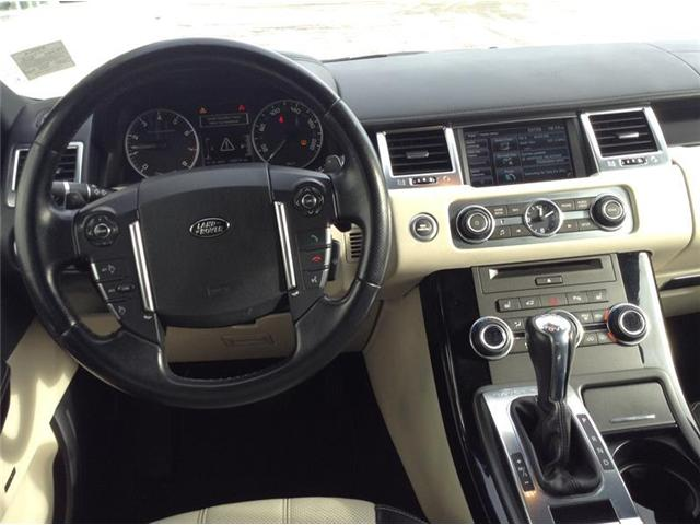 2012 Land Rover Range Rover Sport  (Stk: 3901A) in Calgary - Image 8 of 13