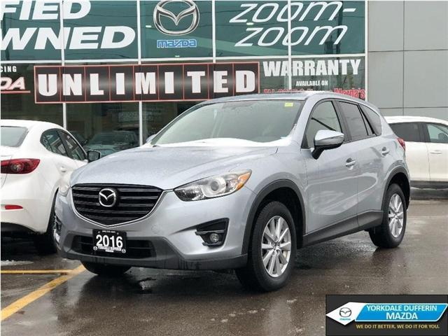 2016 Mazda CX-5 GS (Stk: P1799) in Toronto - Image 1 of 24
