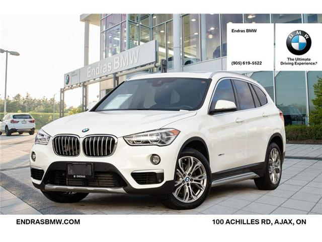 2016 BMW X1 xDrive28i (Stk: P5754) in Ajax - Image 1 of 21