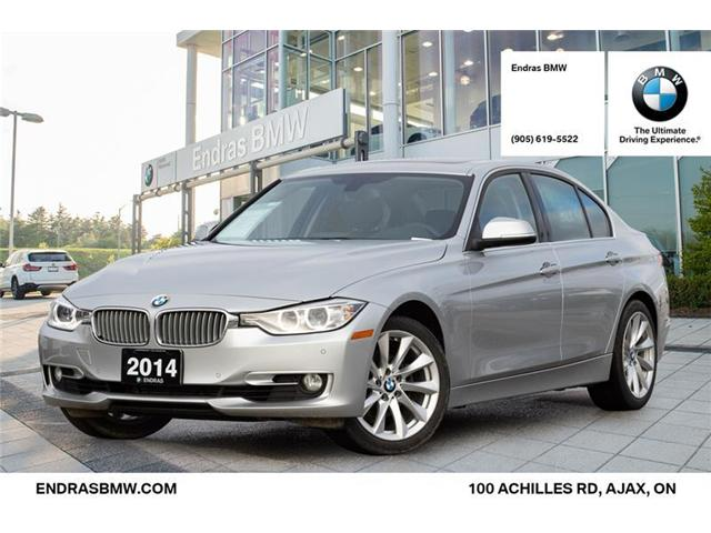 2014 BMW 328i xDrive (Stk: P5755) in Ajax - Image 1 of 20
