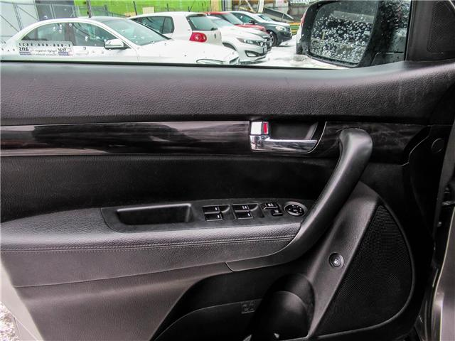 2011 Kia Sorento LX V6 (Stk: T18510A) in Toronto - Image 8 of 18