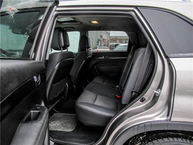 2011 Kia Sorento LX V6 (Stk: T18510A) in Toronto - Image 10 of 18